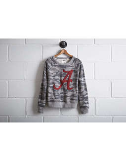Tailgate Women's Alabama Camo Sweatshirt
