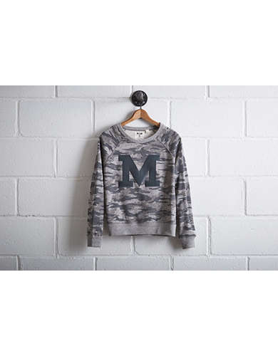 Tailgate Women's Missouri Camo Sweatshirt - Free returns