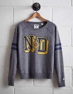 Tailgate Women's Notre Dame Fleece Sweatshirt by American Eagle Outfitters