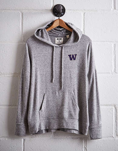 Tailgate Women's Washington Plush Hoodie - Free Returns