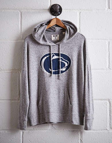 Tailgate Women's Penn State Plush Hoodie - Free Returns