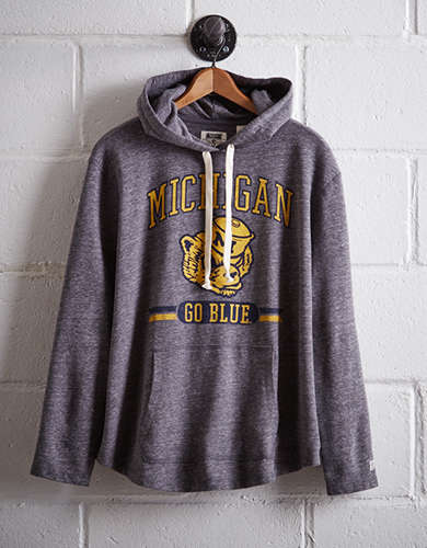 Tailgate Women's Michigan Oversize Hoodie - Free Returns