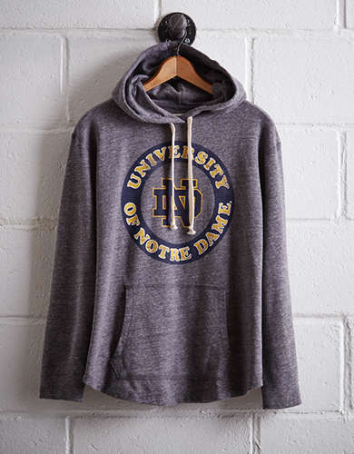 Tailgate Women's Notre Dame Oversize Hoodie - Free Returns