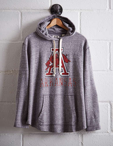 Tailgate Women's Arkansas Oversize Hoodie - Free Returns
