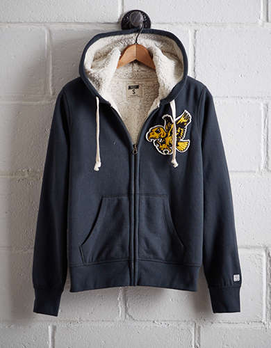 Tailgate Women's Iowa Sherpa Hoodie - Free Returns