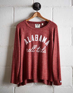 Tailgate Women's Arkansas Plush Tee