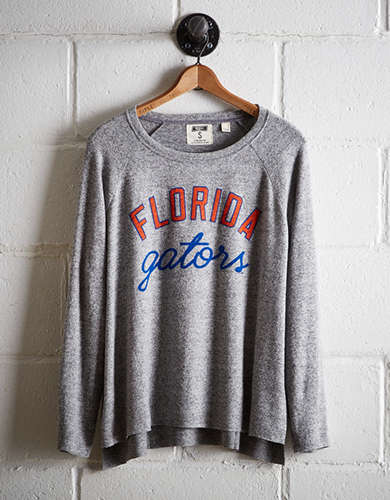 Tailgate Women's Florida Plush Tee - Free returns