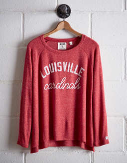 Tailgate Women's Louisville Plush Tee