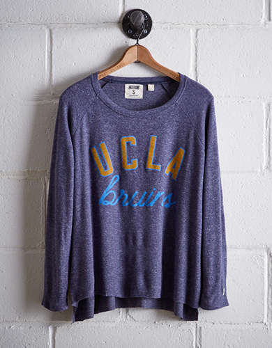 Tailgate Women's UCLA Plush Tee - Free Returns