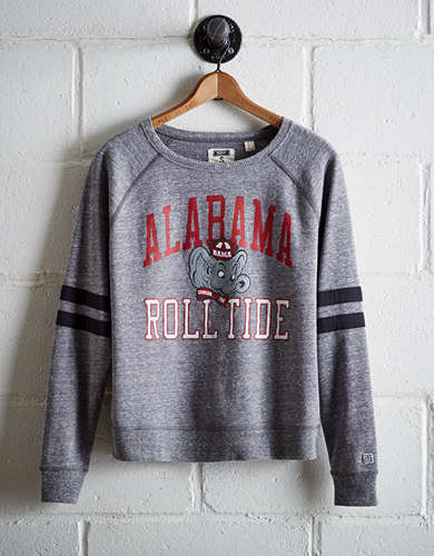 Tailgate Women's Alabama Varsity Sweatshirt - Free Returns