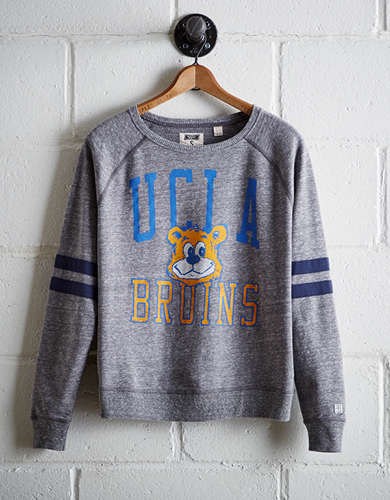 Tailgate Women's UCLA Varsity Sweatshirt - Free Returns