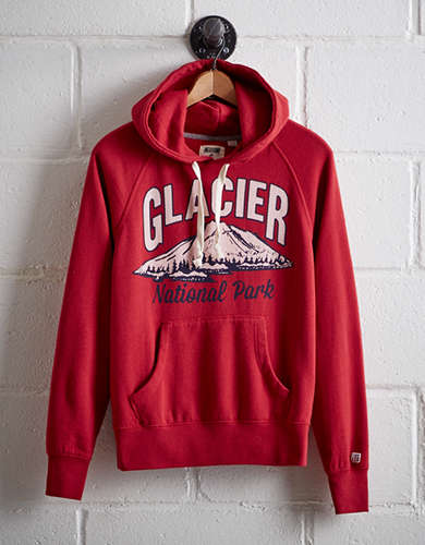 Tailgate Women's Glacier National Park Hoodie -