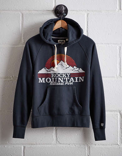 Tailgate Women's Rocky Mountain National Park Hoodie -