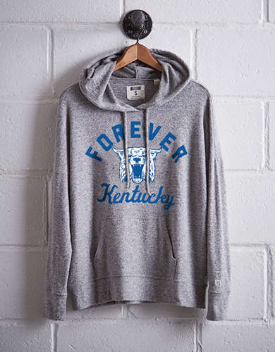 Tailgate Women's Kentucky Plush Hoodie -