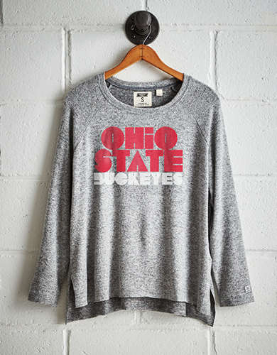 Tailgate Women's OSU Plush Tee - Buy One Get One 50% Off
