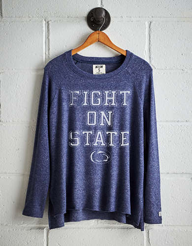 Tailgate Women's Penn State Plush Tee - Buy One Get One 50% Off