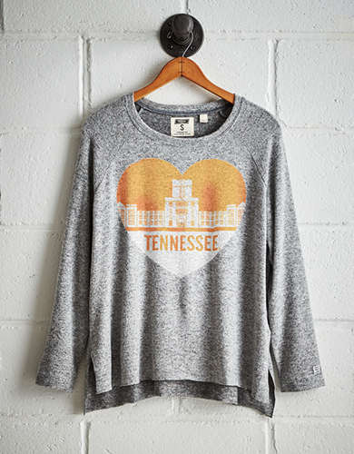 Tailgate Women's Tennessee Plush Tee - Buy One Get One 50% Off
