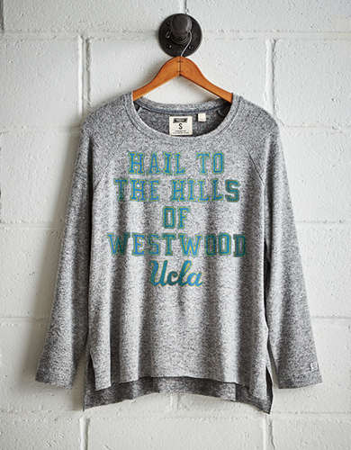 Tailgate Women's UCLA Bruins Plush Tee - Buy One Get One 50% Off