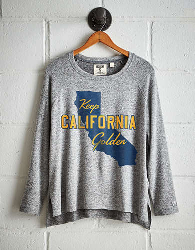 Tailgate Women's California Plush Tee - Free Returns