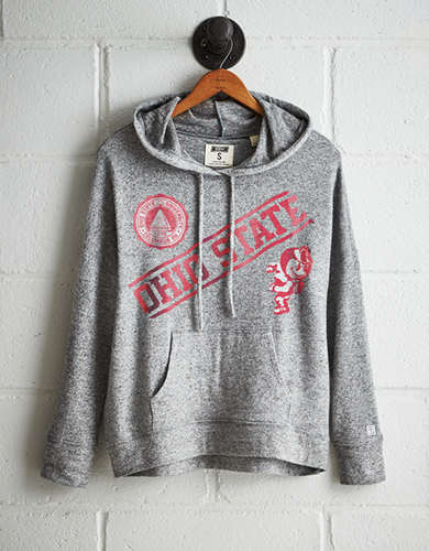 Tailgate Women's OSU Plush Hoodie - Buy One Get One 50% Off