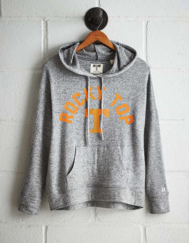 Tailgate Women's Tennessee Plush Hoodie - Buy One Get One 50% Off