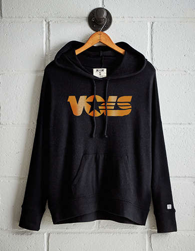 Tailgate Women's Tennessee Vols Plush Hoodie - Free Returns