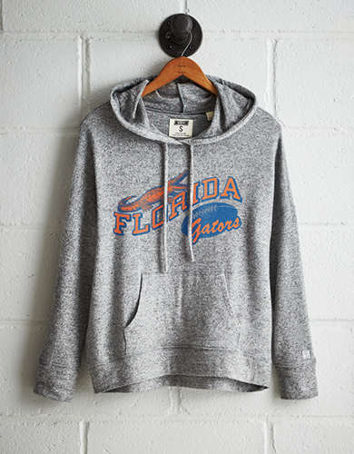 Tailgate Women's Florida Plush Hoodie - Free Returns