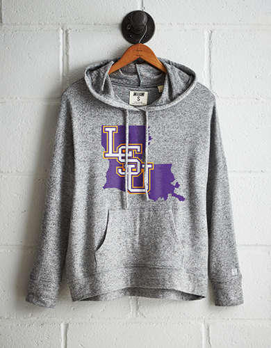 Tailgate Women's LSU Plush Hoodie - Free shipping & returns with purchase of NBA item
