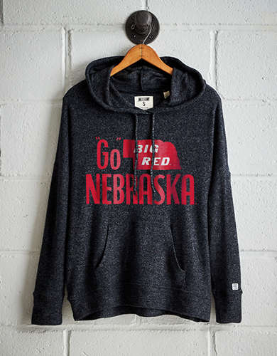 Tailgate Women's Nebraska Plush Hoodie - Free returns