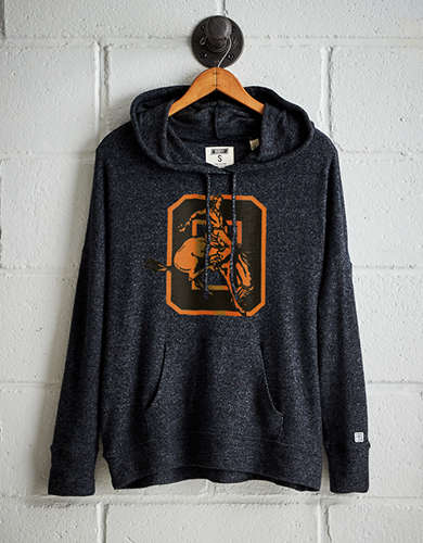 Tailgate Women's Oklahoma State Plush Hoodie - Buy One Get One 50% Off