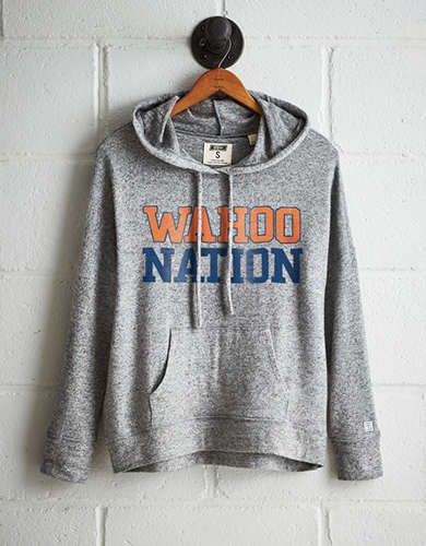 Tailgate Women's UVA Plush Hoodie - Free returns