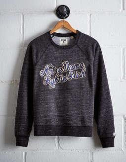 db2eb3110612e4 placeholder image Tailgate Women's Notre Dame Crew Sweatshirt