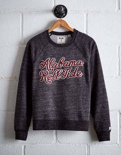 Tailgate Women's Alabama Crew Sweatshirt - Free Returns