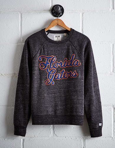 Tailgate Women's Florida Crew Sweatshirt - Free Returns