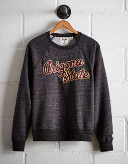 Tailgate Women's Arizona State Crew Sweatshirt