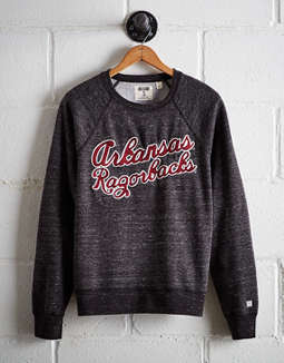 Tailgate Women's Arkansas Crew Sweatshirt