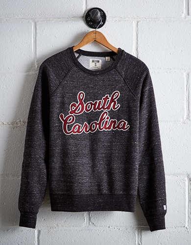 Tailgate Women s South Carolina Crew Sweatshirt - Free Returns a4603206d