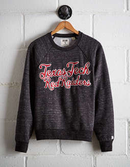 Tailgate Women's Texas Tech Crew Sweatshirt