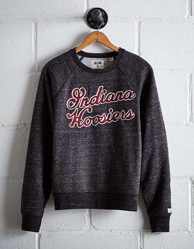 Tailgate Women's Indiana Crew Sweatshirt - Free Returns