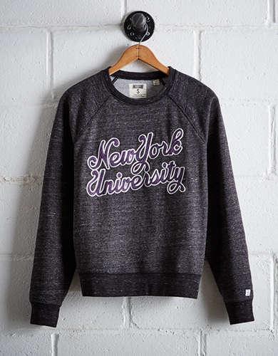 49edc4f97b8 Tailgate Women s NYU Crew Sweatshirt