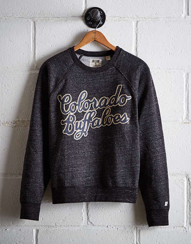 Tailgate Women's Colorado Crew Sweatshirt - Free Returns