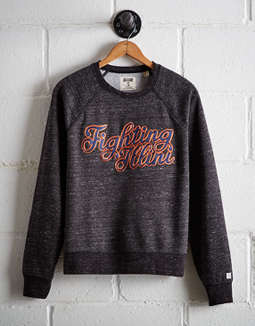 Tailgate Women's Illinois Crew Sweatshirt