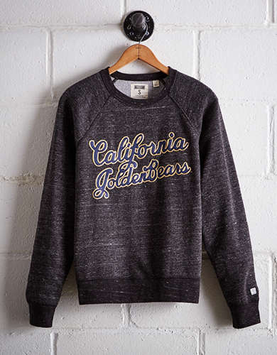 Tailgate Women's California Crew Sweatshirt - Free Returns