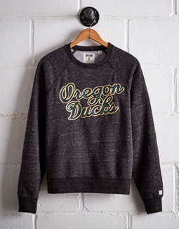 Tailgate Women's Oregon Crew Sweatshirt