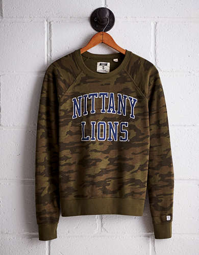 Tailgate Women's Penn State Camo Fleece Sweatshirt - Buy One Get One 50% Off