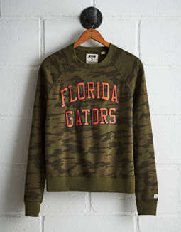 Tailgate Women's Florida Camo Fleece Sweatshirt