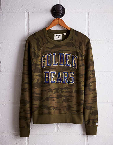 Tailgate Women's California Camo Fleece Sweatshirt - Buy One Get One 50% Off