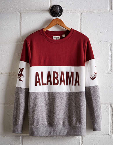 Tailgate Women's Alabama Colorblock Sweatshirt - Free returns
