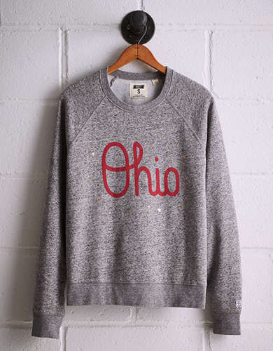 Tailgate Women's OSU Boyfriend Sweatshirt - Buy One Get One 50% Off