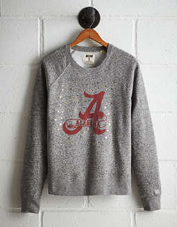 Tailgate Women's Alabama Boyfriend Sweatshirt
